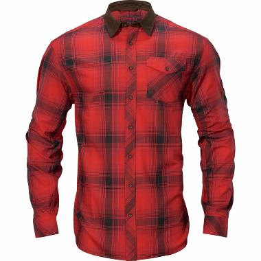 Chemise Driven Hunt flannel